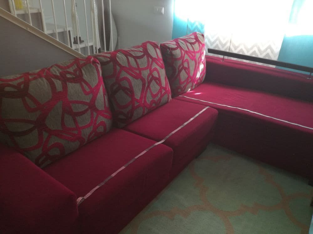 Cómo Hacer Una Funda Para Chaise Longue Fundas Para Chaise Longue Chaise Longue Funda Sofa Chaise Longue