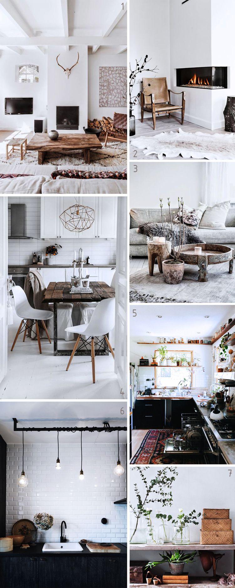 quand le style campagne chic et le style industriel se. Black Bedroom Furniture Sets. Home Design Ideas