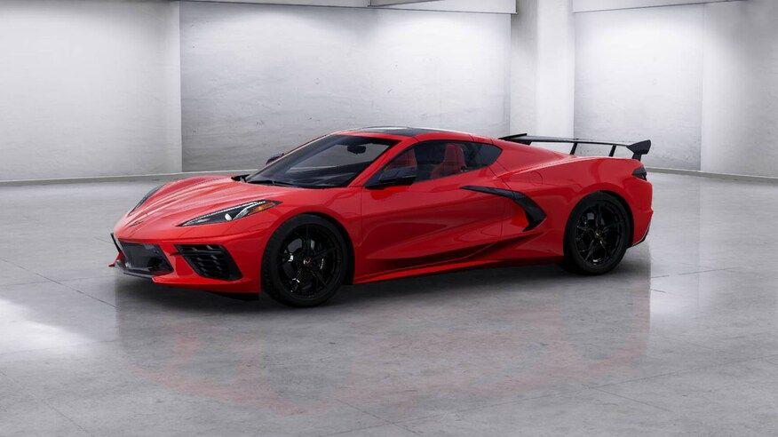 2020 Chevrolet Corvette Stingray Here S How We D Build Ours Corvette Stingray Chevrolet Corvette Chevrolet Corvette Stingray