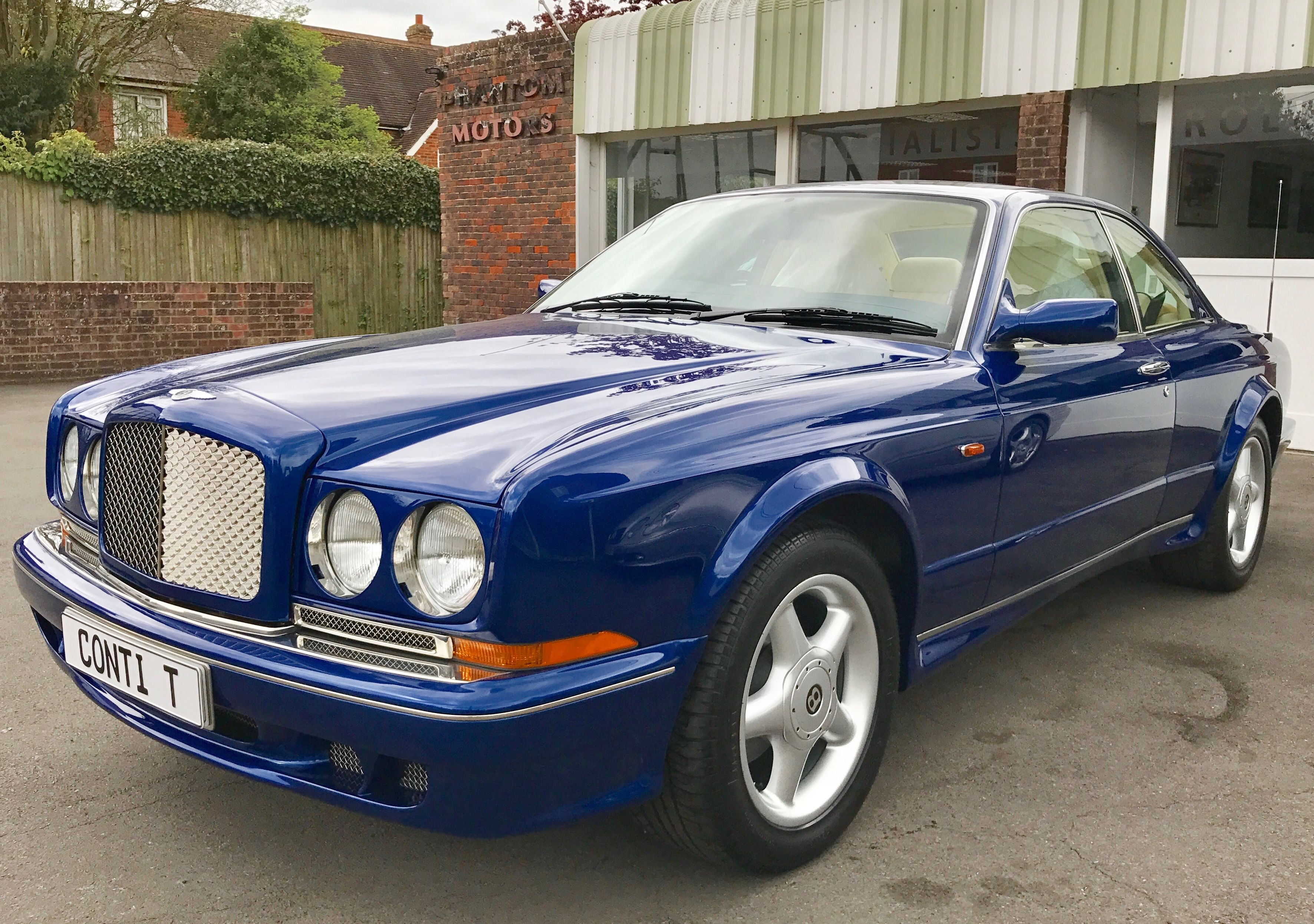 advert for arnage com sale autoclassics bentley used