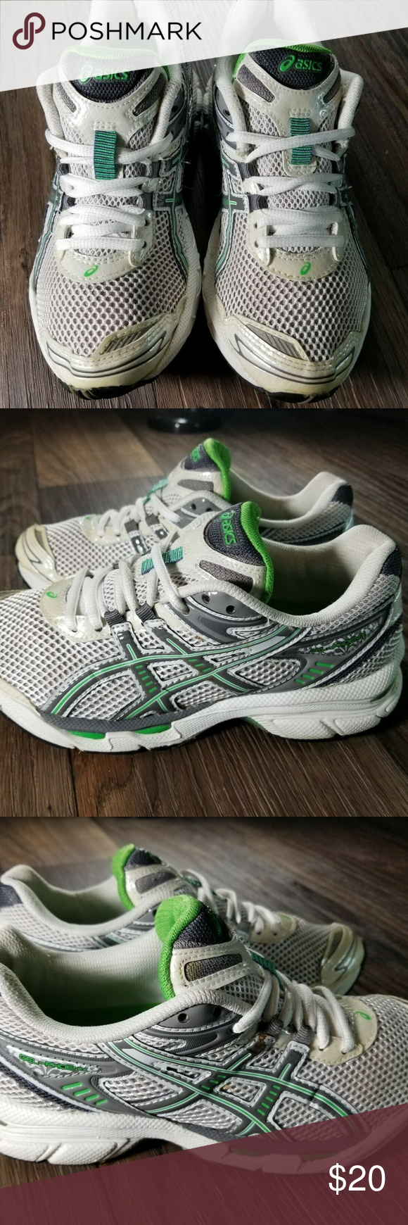 ASICS GEL PHOENIX T073Q Running Shoes Size:6.5   Asics, Asics gel ...