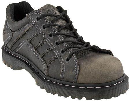 Dr Martens Keith 6 Eye Shoe Black Casual ShoesDr MartensShoe BootsMens