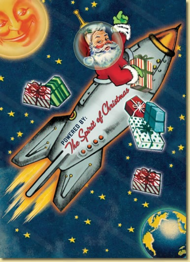 Holiday Gift Guide For The Retro Christmas Lover | Christmas ...