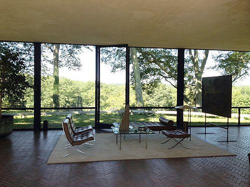 Glass house canoe design blog 7 · philip johnsonglass housesconcept