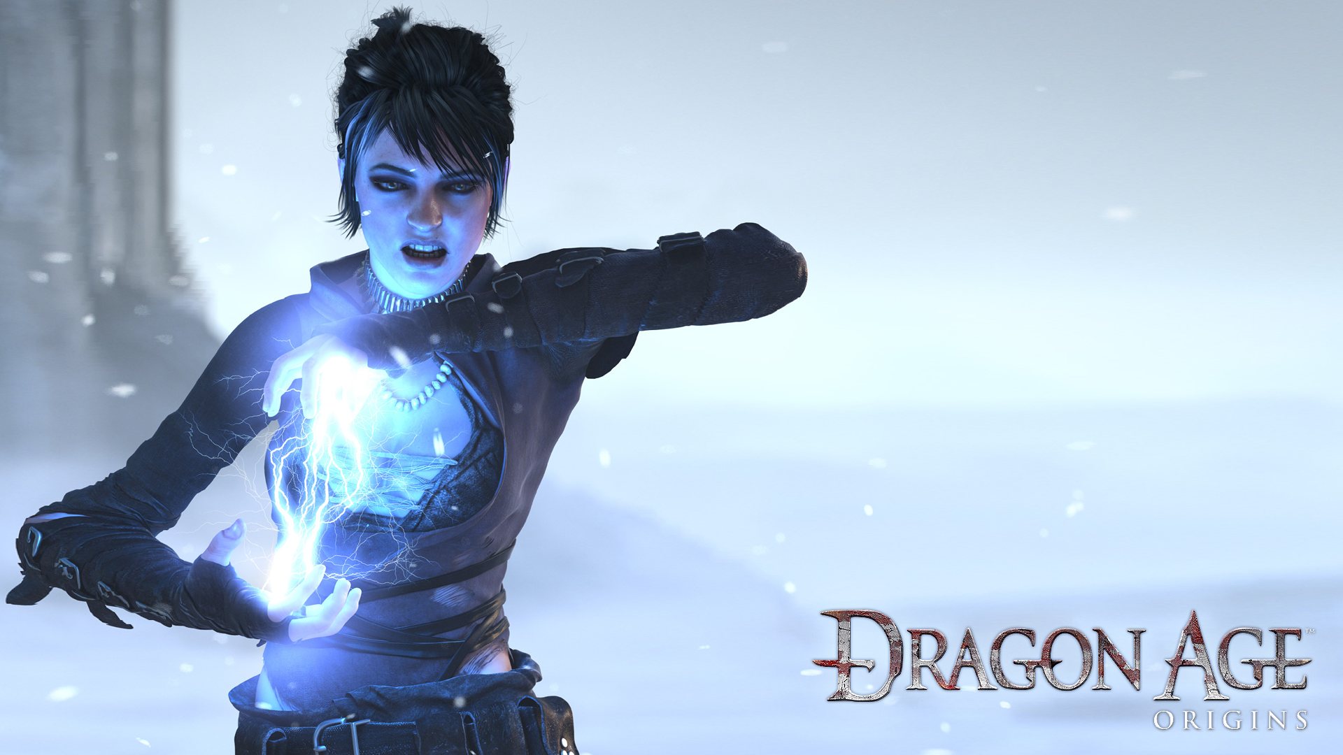 Morrigan Dragon Age Origins Wallpaper