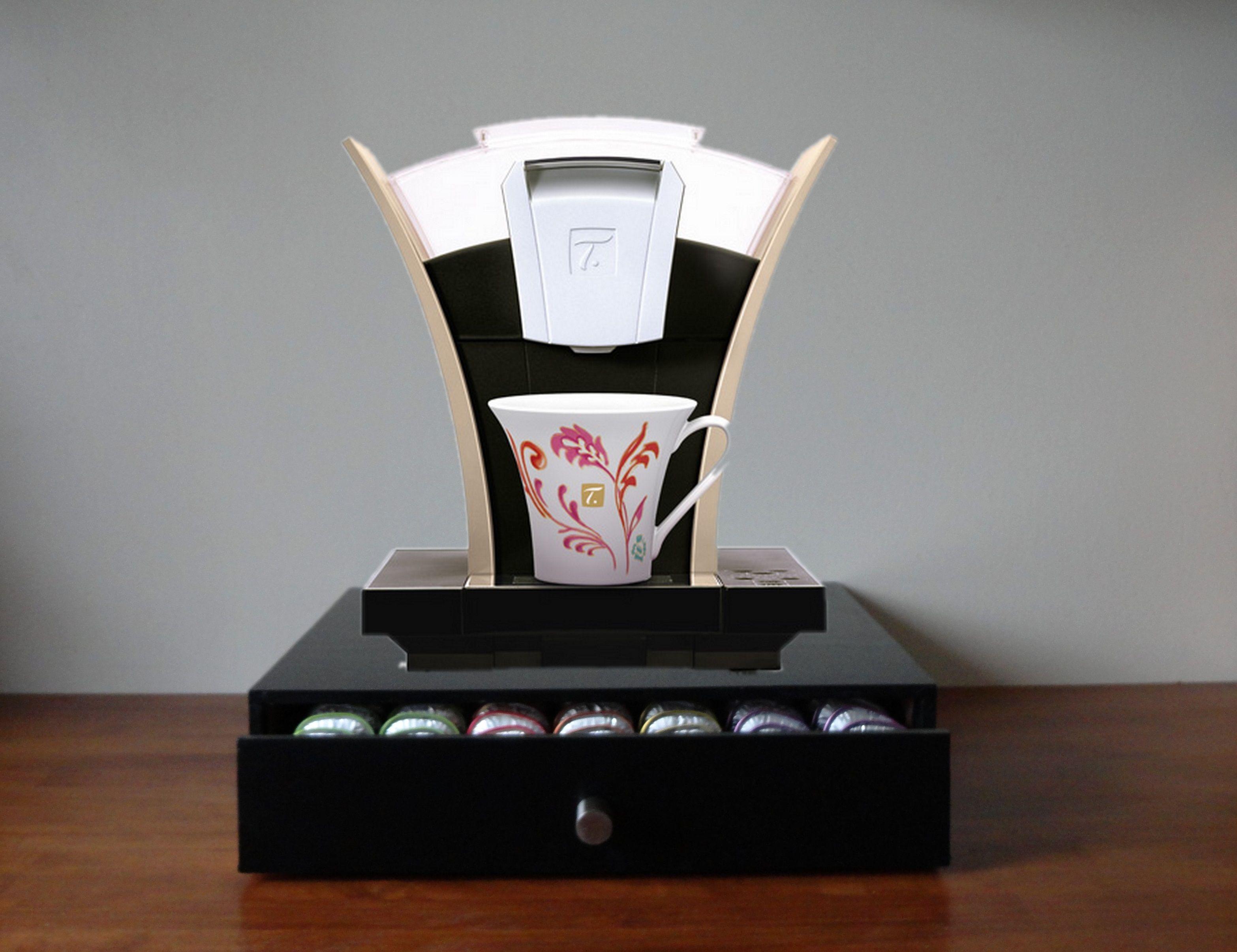 tiroir pour capsules sp cial t les ditributeurs pour capsules sp cial t pinterest tiroir. Black Bedroom Furniture Sets. Home Design Ideas