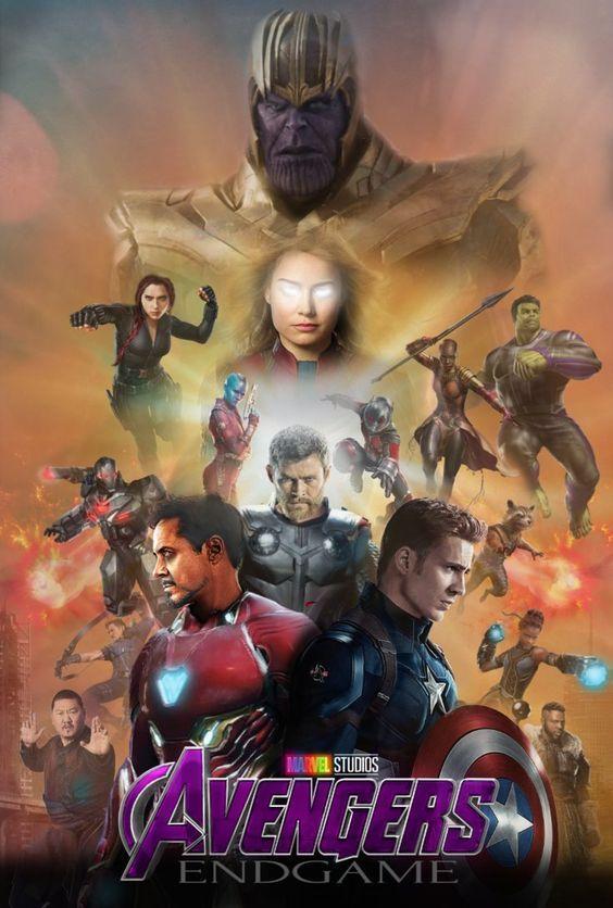 Verº Vengadores Endgame 2019 Pelicula Completa Online En Espanol Latino Subtitulado Gratis En Films Complets Marvel Avengers The Avengers