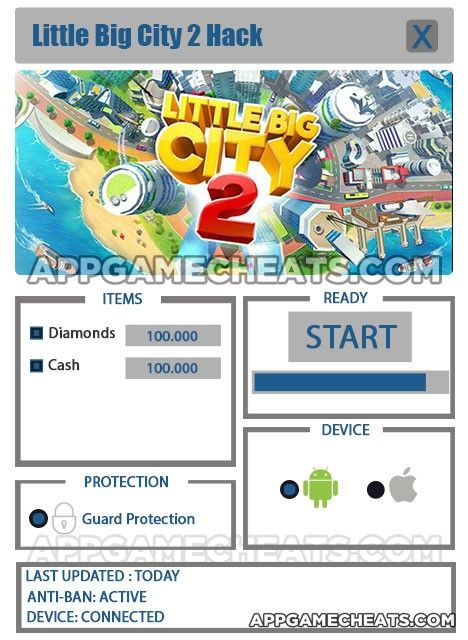 New Little Big City 2 Hack For Diamonds Download Updated
