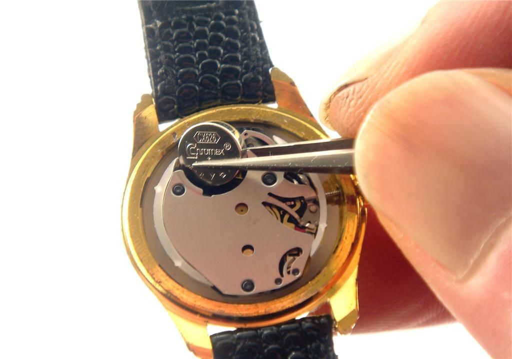 Peter Franklin Jewelers can replace almost any battery