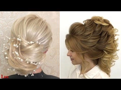 The Most Beautiful Hairstyles Tutorials 2017 Youtube Hair Styles Hair Tutorial Hair Beauty