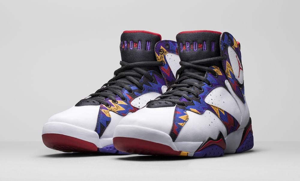 newest a509d 5ab5f Remembering the Sweater That Inspired These New Air Jordan 7s