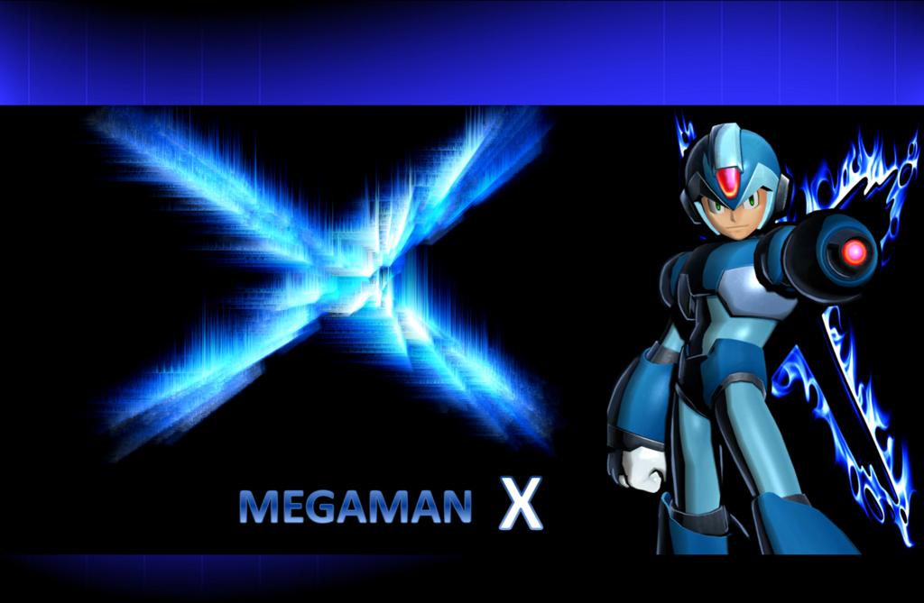 Mega Man X Wallpapers Wallpaper Cave Darth Vader Mega Man Wallpaper