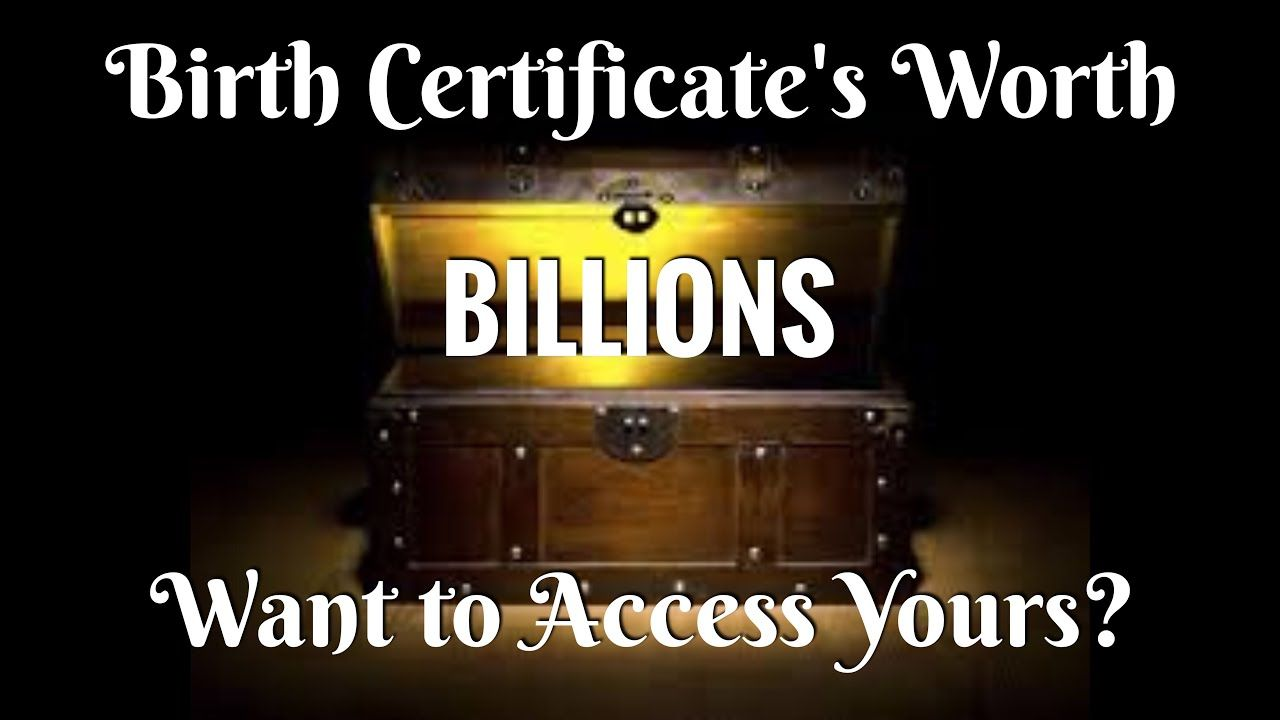 Birth certificate trust accounts are open h d pinterest birth birth certificate trust accounts are open 1betcityfo Gallery