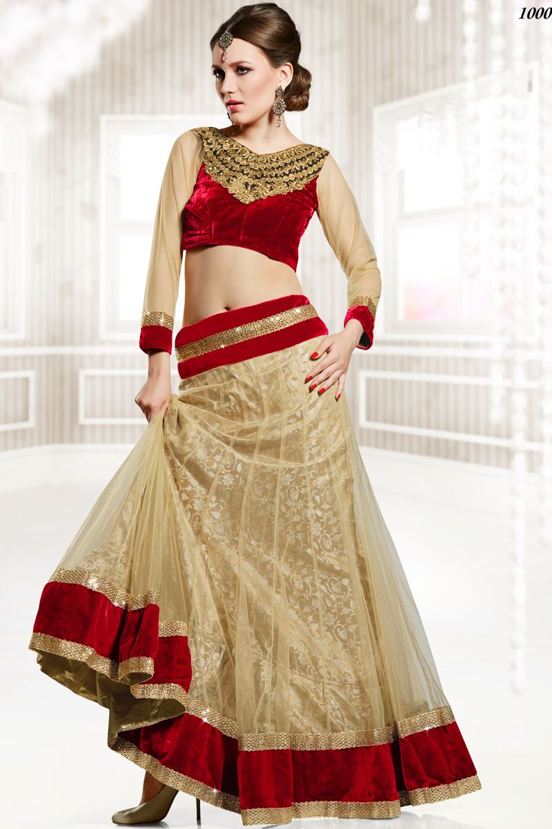 Different stylish fancy dress lehenga pk - The Same Case Is With Lehengas Style Outfit Description From Lehenga Pk I