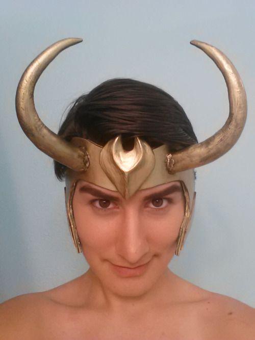 Loki Agent Of Asgard Horns Tutorial Loki Cosplay Loki Costume Loki