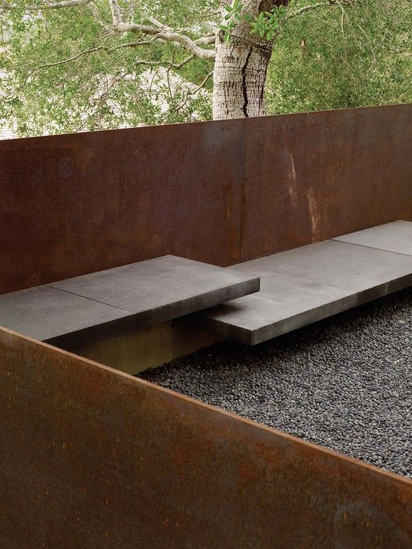 Residence by Andrea Cochran Landscape Architecture, via Behance