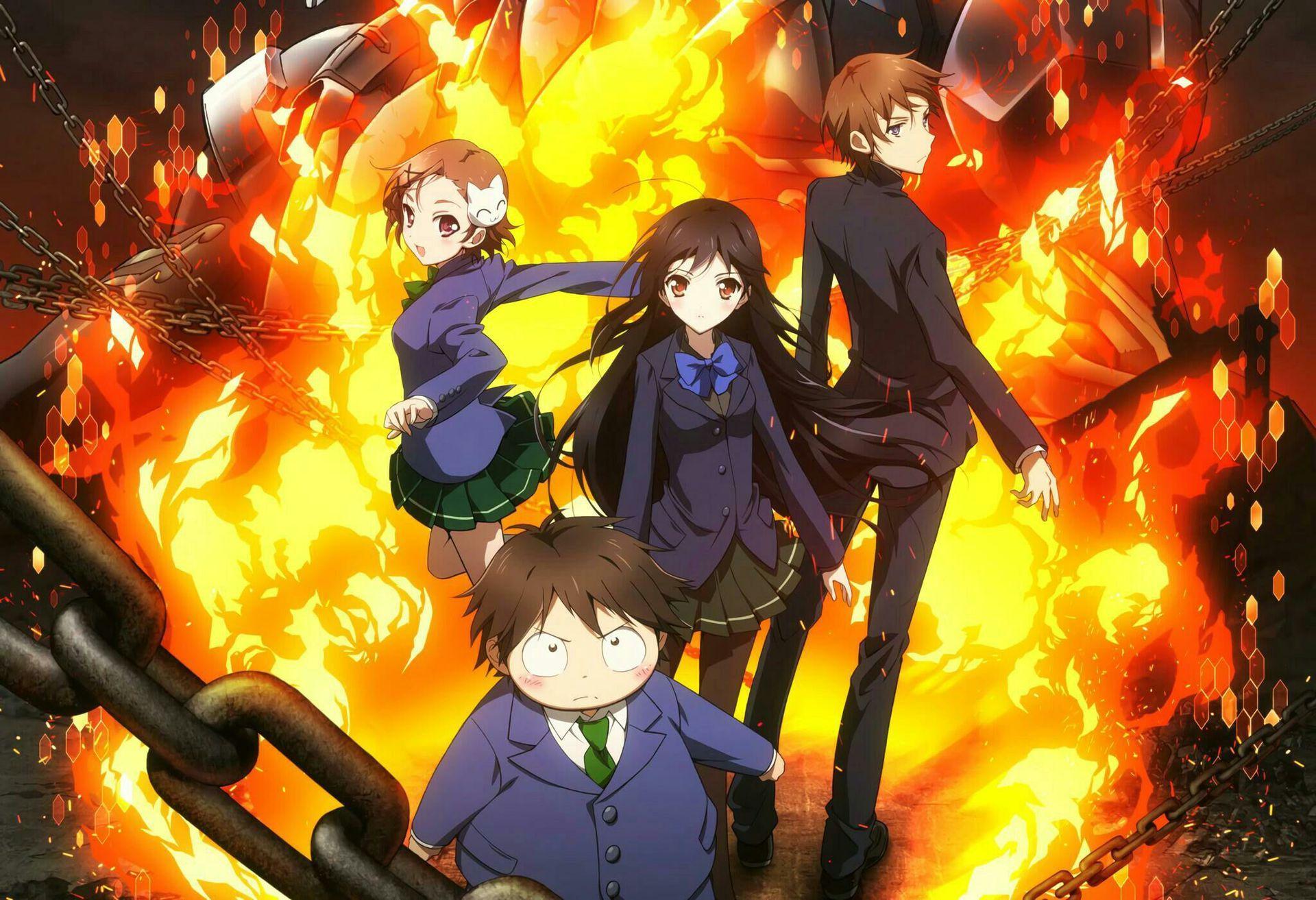 Kumpulan Gambar Anime Jepang Req Off Sementara Accel Word