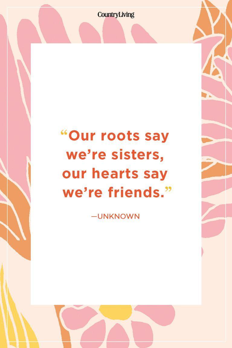sister quote  Sister quotes, Awesome sister quotes, Cute sister