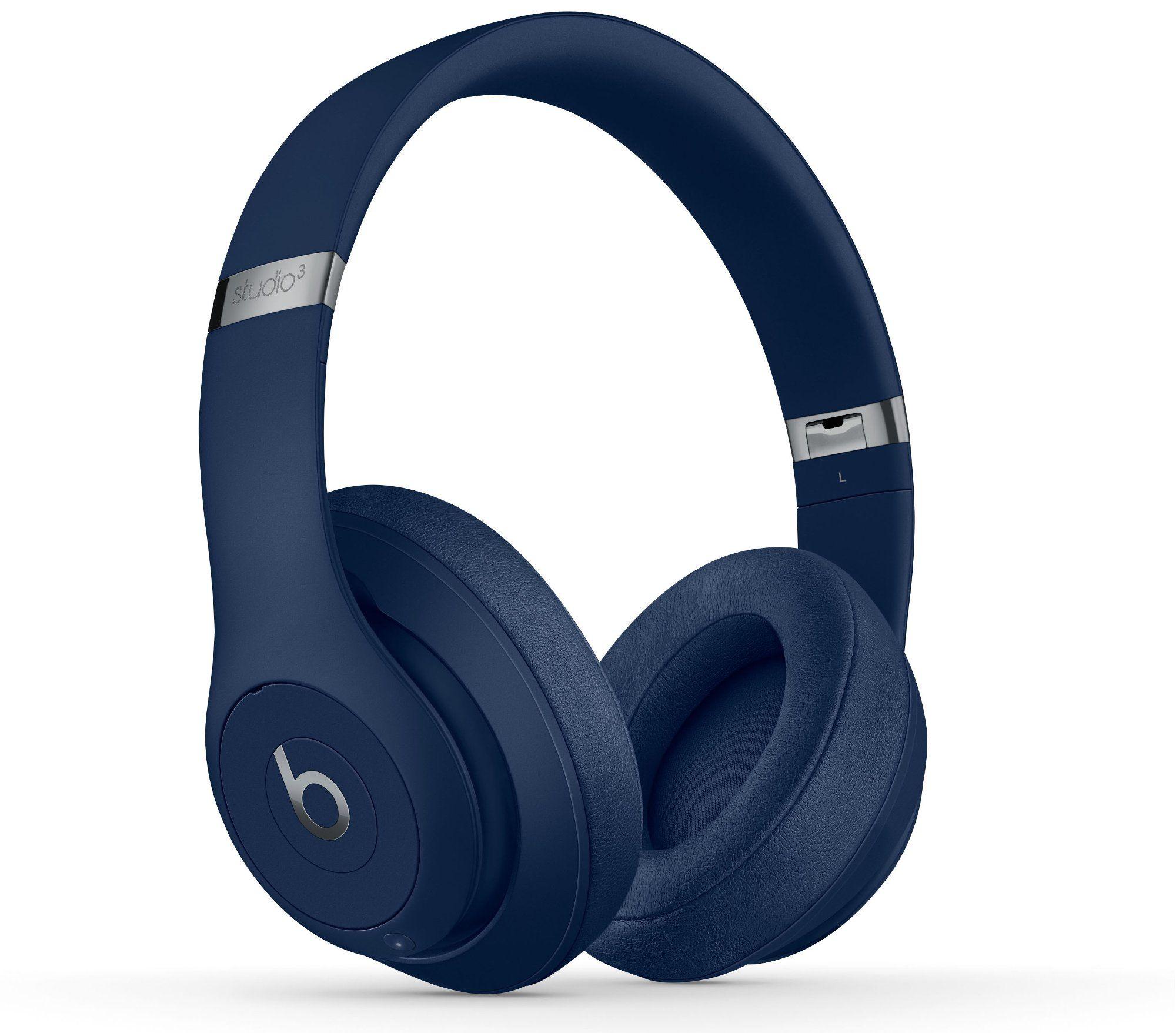 Studio3 Wireless OverEar Beats Headphones Blue Beats