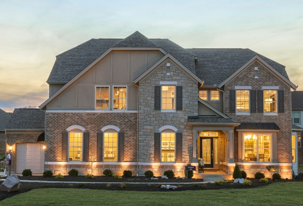Coopers mill brick driftwood stone cobblestone siding for Coopers mill