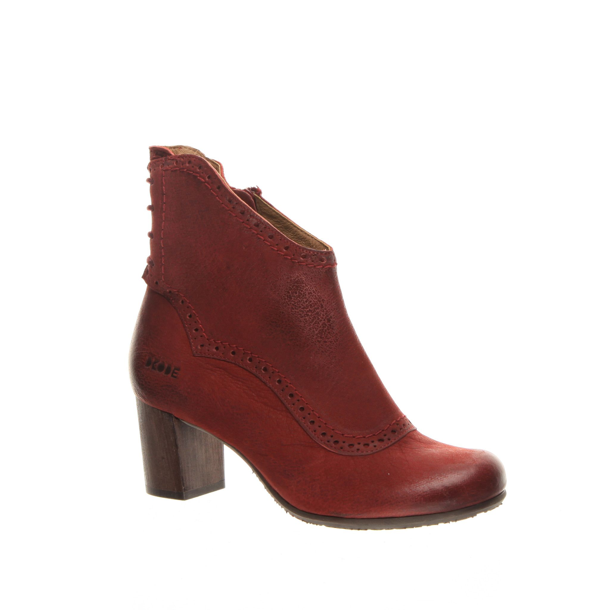 2ef251c5271d1 DKODE Fortune Red from ELLA Shoes Vancouver