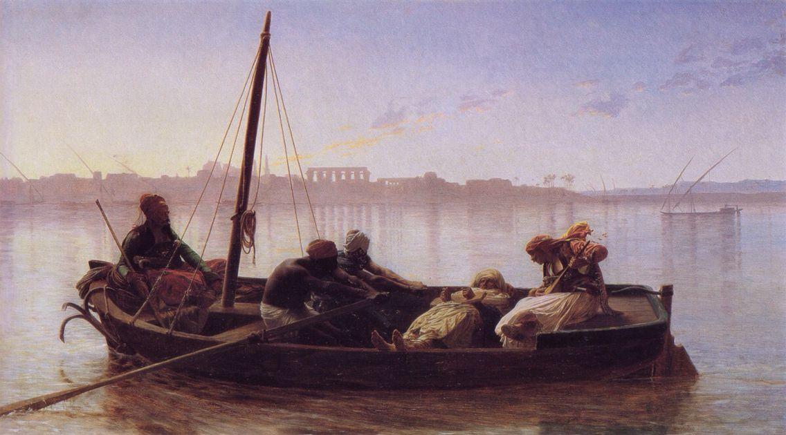 The Prisoner - Jean-Léon Gérôme