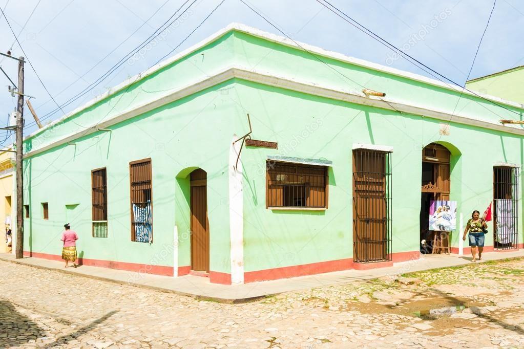 Trinidad village - Stock Photo , #AD, #village, #Trinidad, #Photo, #Stock #AD