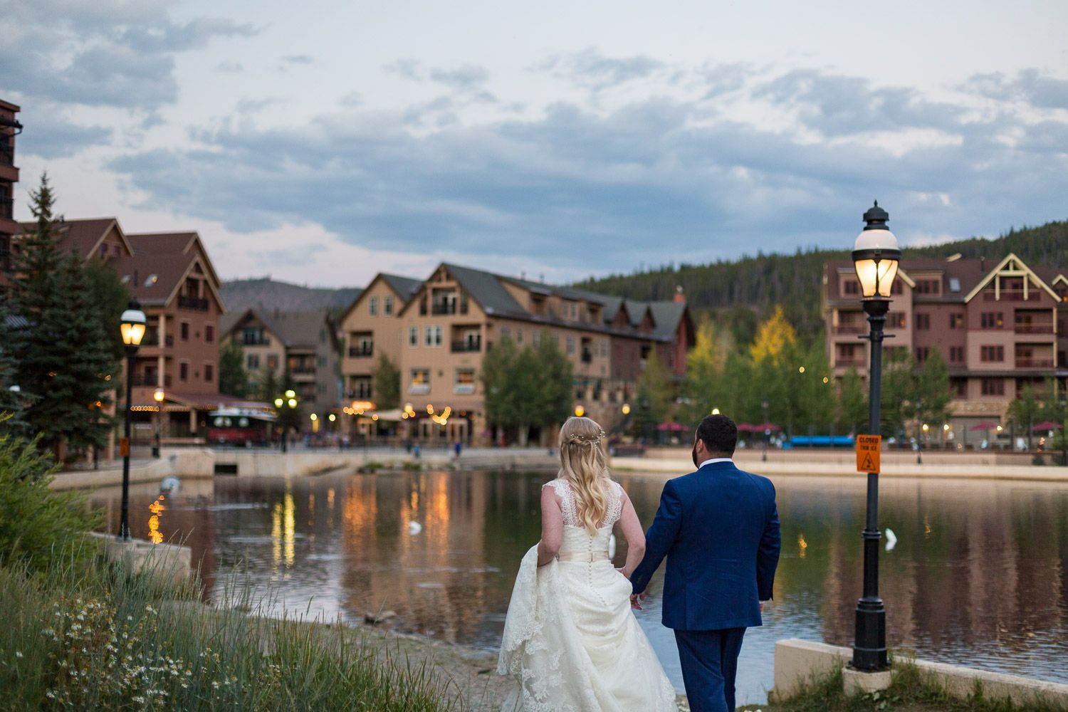 2017 Wedding Photography in Review Winter mountain