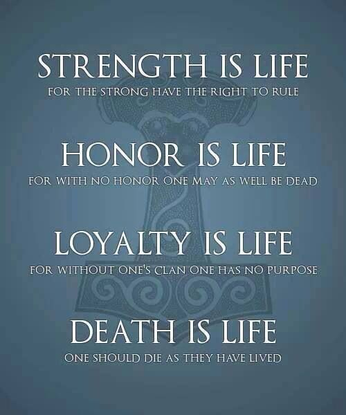 Norse Pagan Quotes Quotesgram: Pin By FireLillyCreations On Daily Quotes