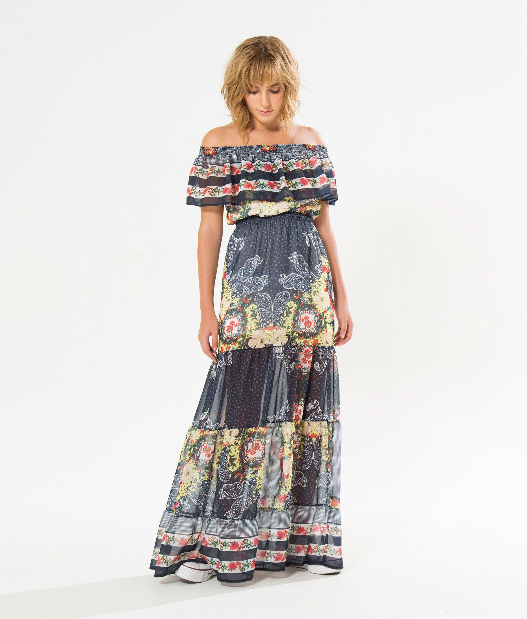 vestido longo cigana borviva