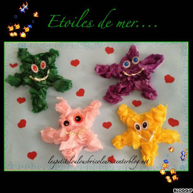 Top ETOILES DE MER bricolage enfant | Mer | Pinterest | Craft ML61