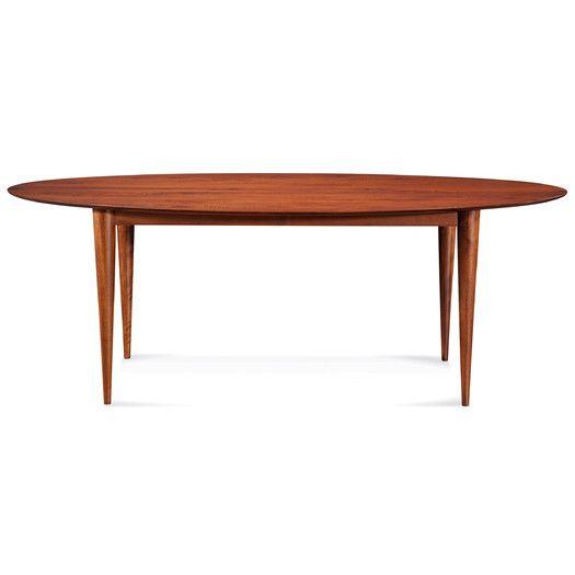 "Saloom Furniture Cona 80"" Dining Table   AllModern"