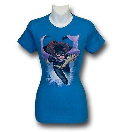 Images of Batgirl New 52 No. 1 Women's T-Shirt