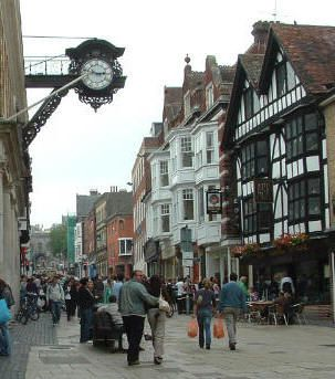The History Of Winchester Capital Of Wessex Winchester England Winchester Hampshire England