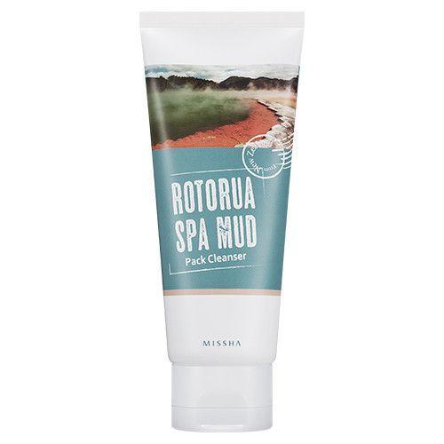 [MISSHA] Rotorua Spa Mud Pack Cleanser