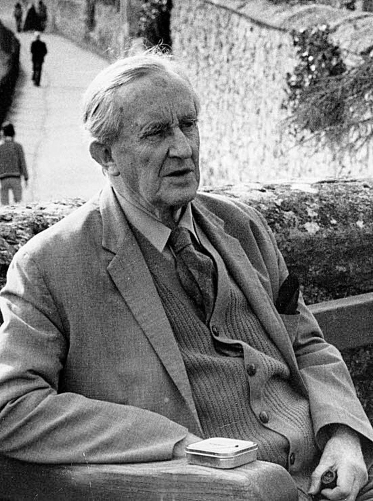 J R Smith Links Black Friday To Slavery On Instagram: Jrr Tolkien Oxford Images
