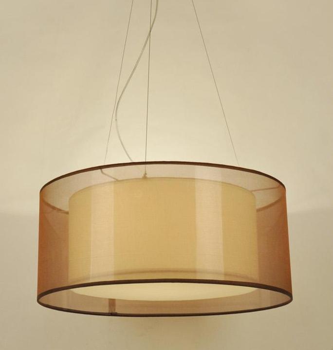 fabric pendant lighting. Large Drum Chandelier Fabric Suspension Big Light Custom Made Size And Color Pendant Lighting E
