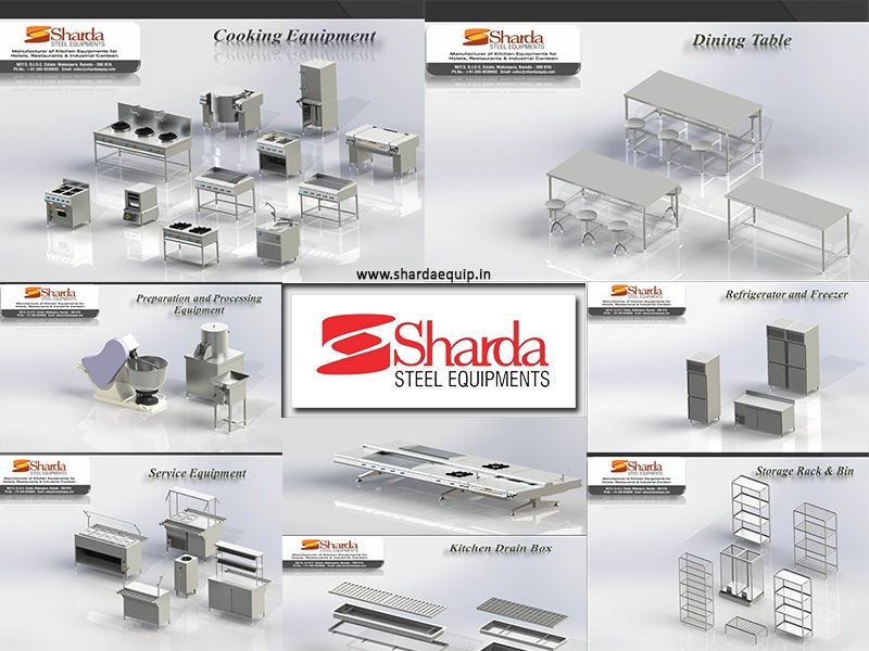 Exclusive List Of Top 5 Kitchen Steel Equipment Manufacturer Brand And Supplier In India Refer This Latest 2019 For