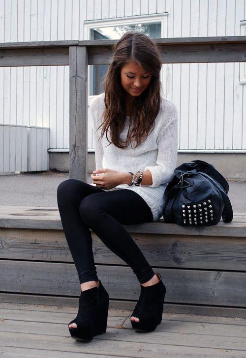 36eea52638 17 Fabulosos tips de moda que las chicas bajitas deben comenzar a ...