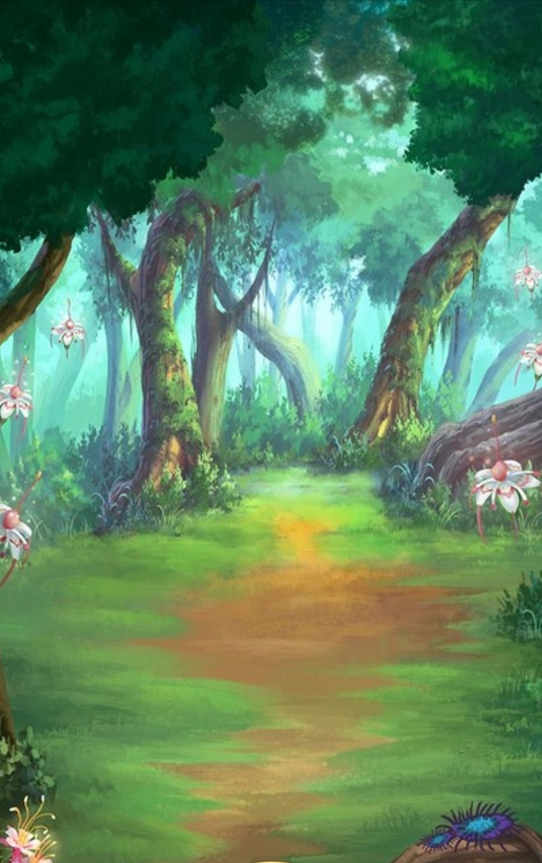 Mystical Forest Cute Background Pictures Anime Background Anime Scenery