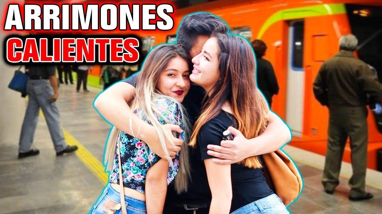 ARRIMONES EN EL METRO | El metro