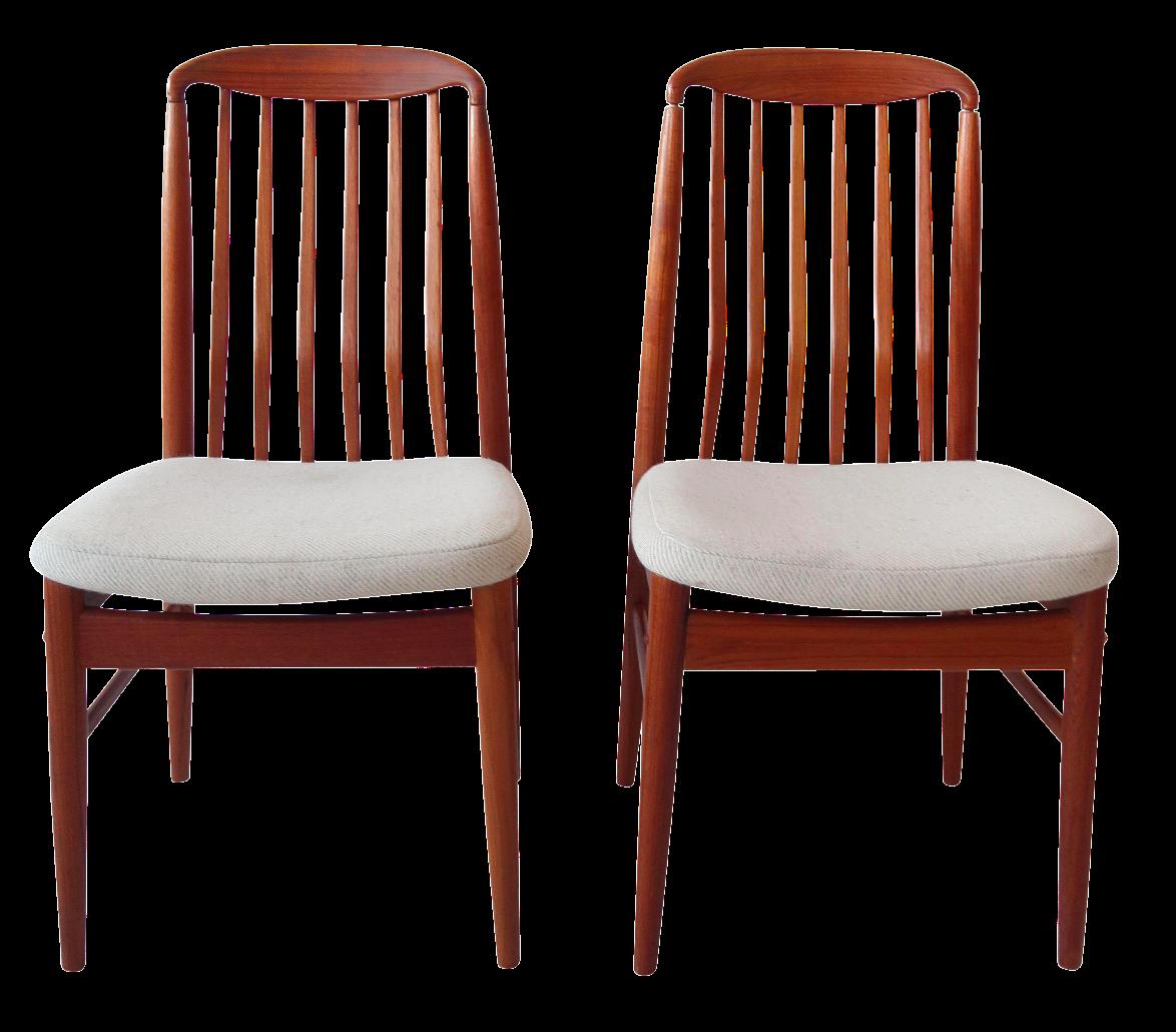 Vintage armless chairs - Vintage Armless Chairs 56