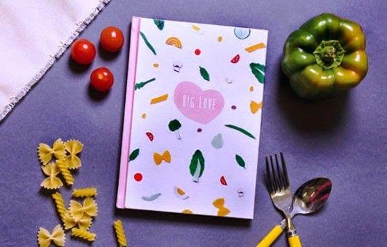 17 Contoh Desain Buku Resep Dan Masakan Buku Desain Masakan