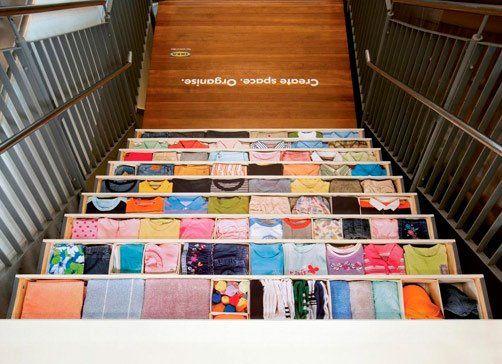 Ikea: Cria espaços. Organiza.
