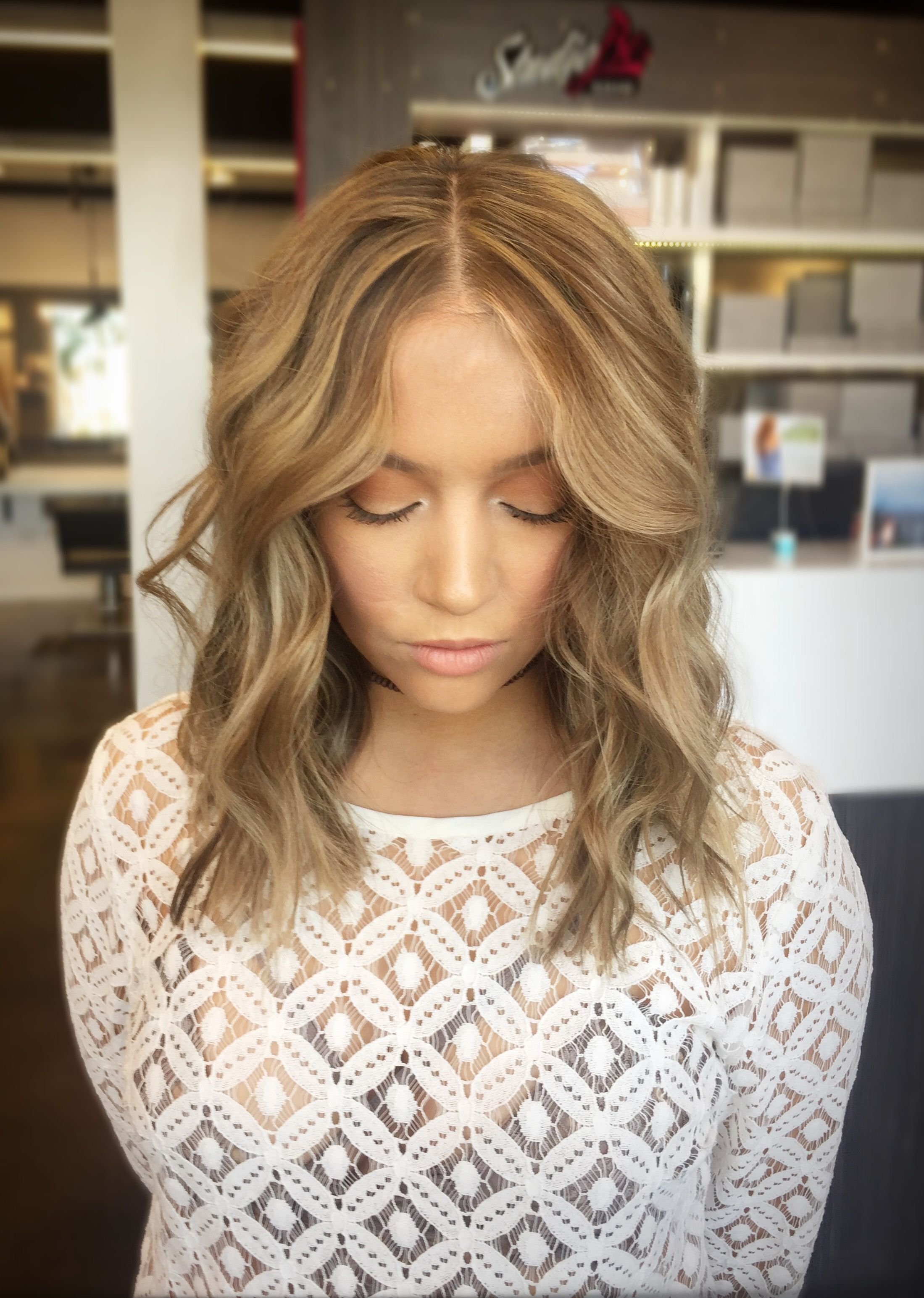 Fierce new look for this babe we cut off
