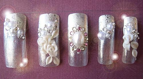 3d Nail Art Design By Nailasilove Nail Art Pinterest