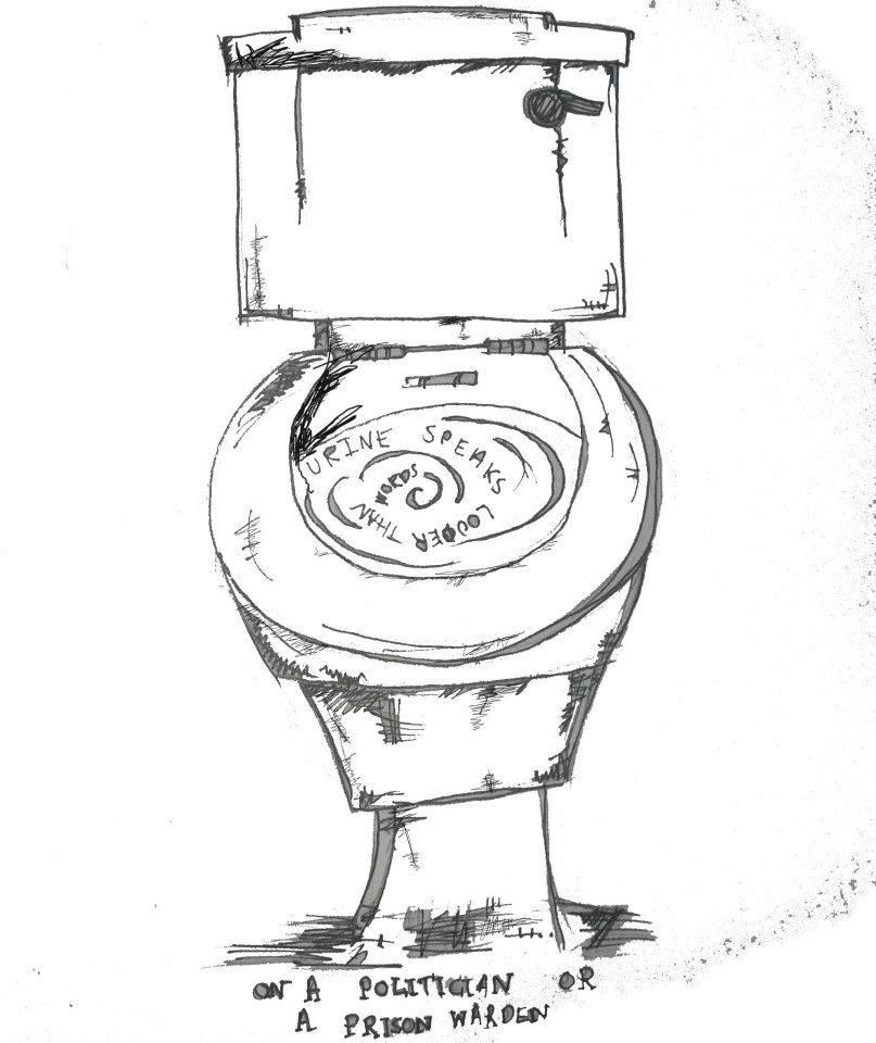 Wingnut Dishwashers Union Urine Speaks Louder Than Words Lyric