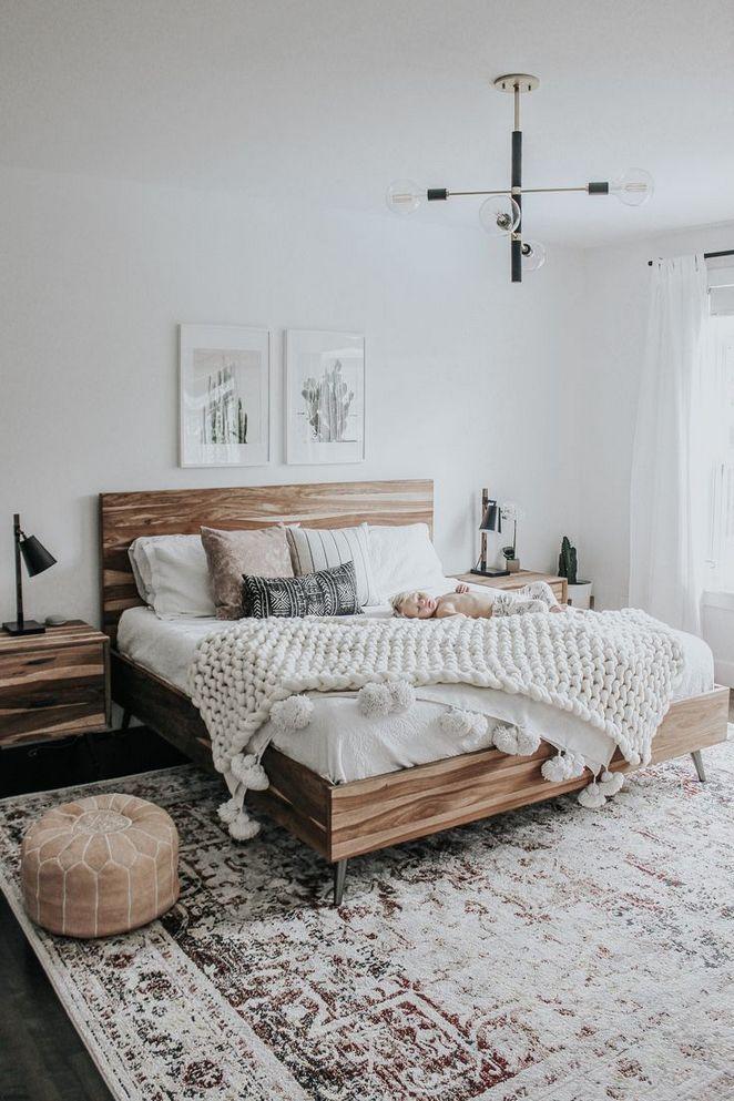 39+ Elegante und schlichte Schlafzimmerdekore - What Is It - pecansthomedecor.com - debbie #apartmentbedrooms