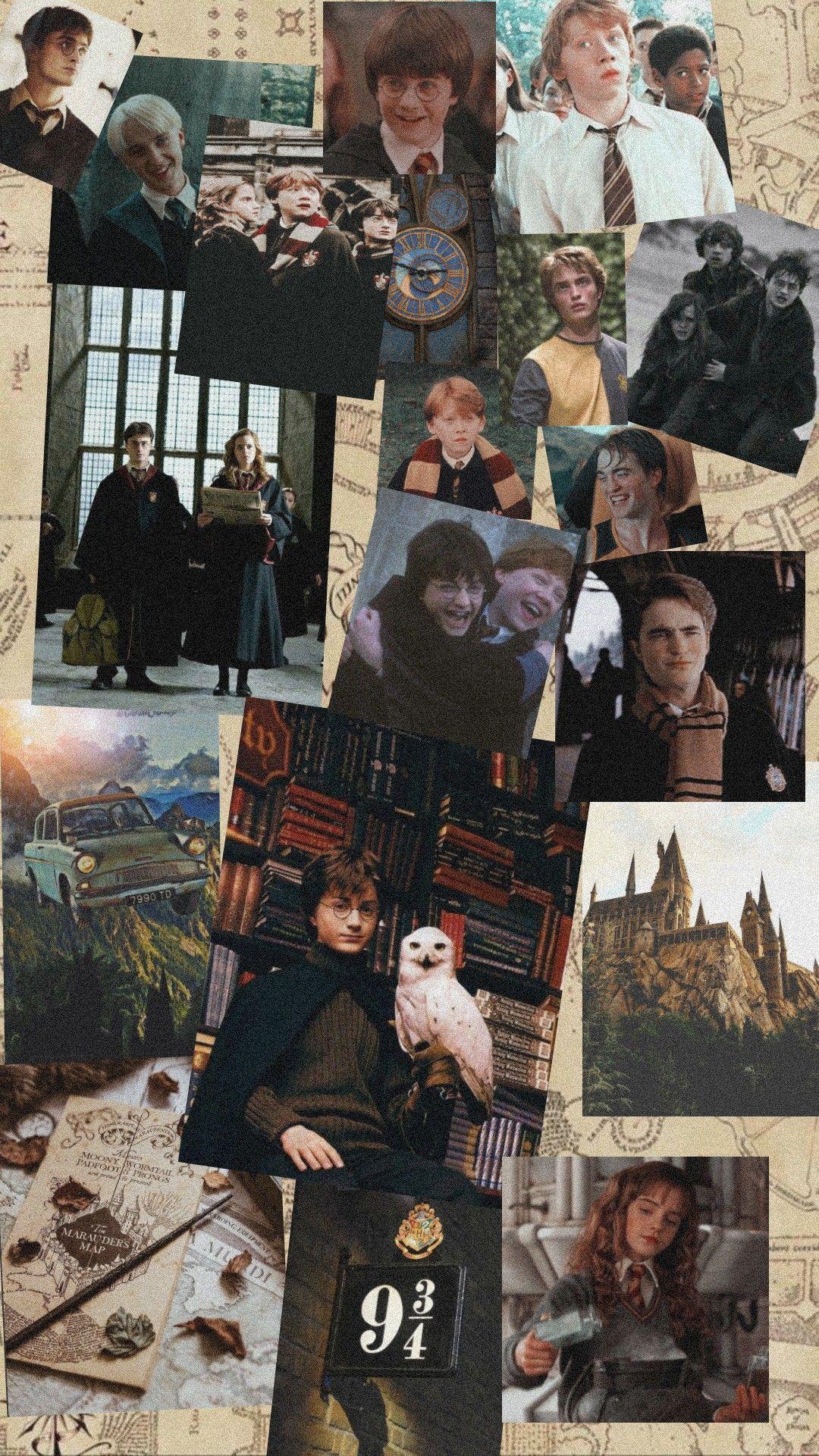 Harry Potter wallpaper....