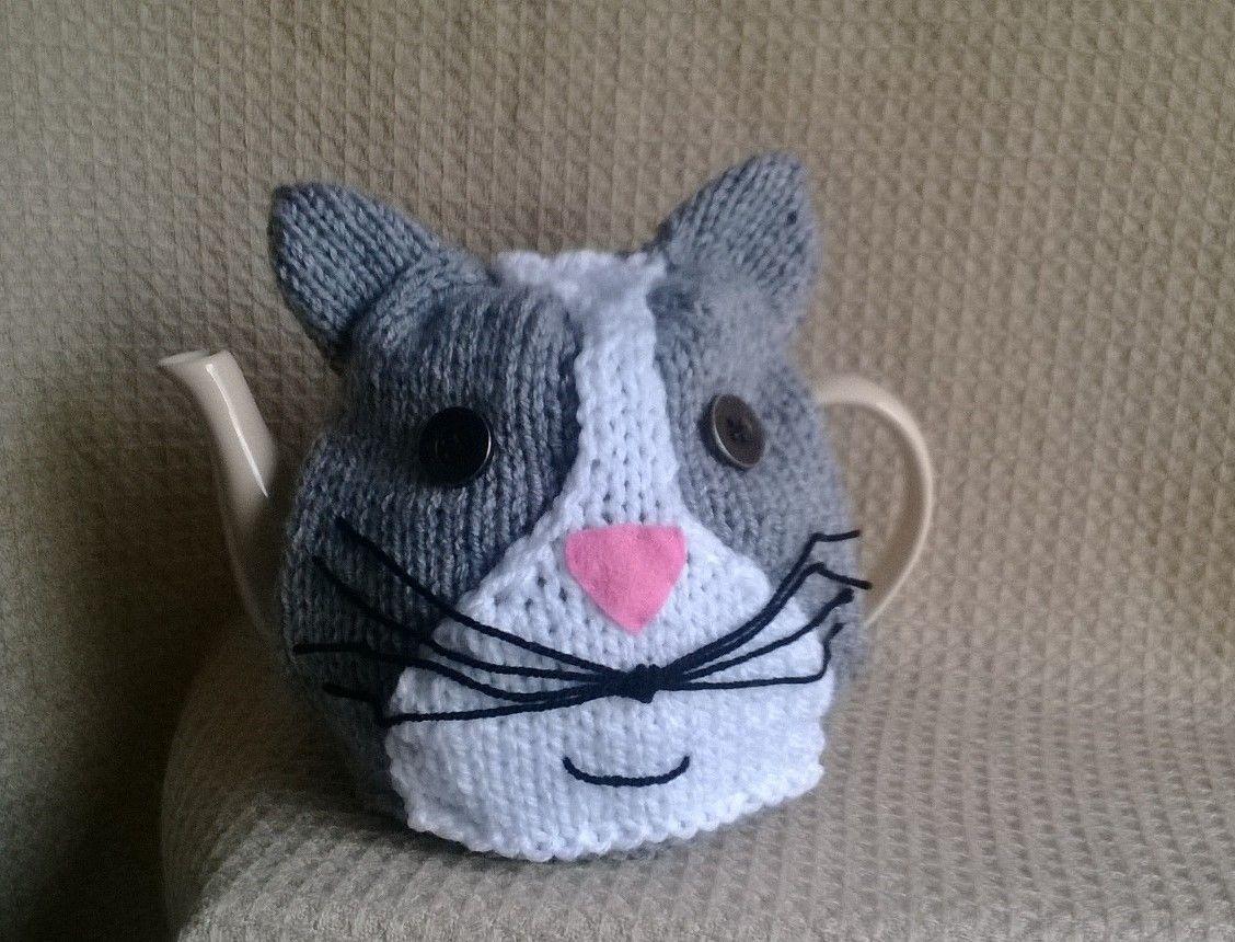 Puss Cat Tea Cosy